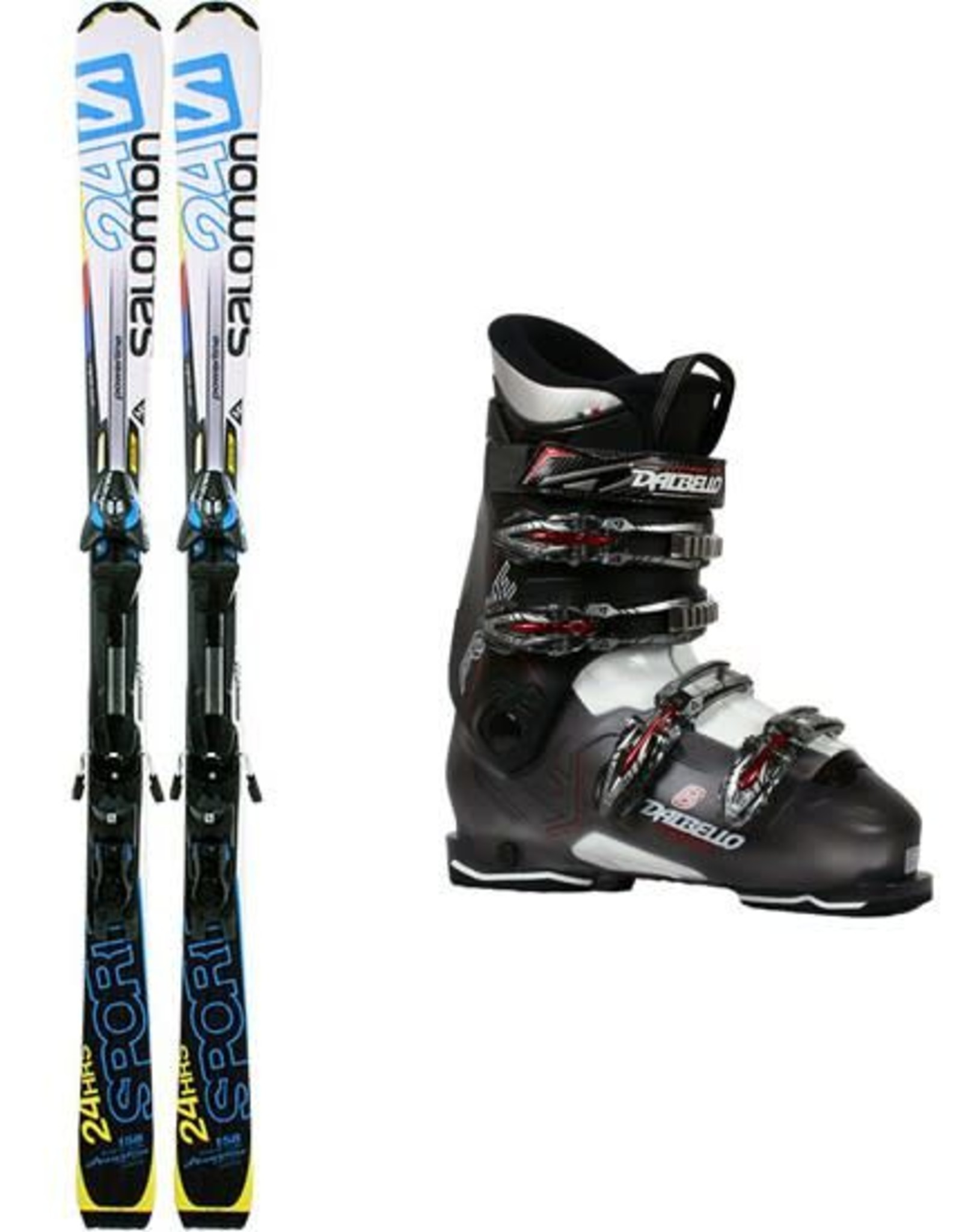 Syndicate SKI Rental Pkg - ADULT -  (IN- STORE ONLY)