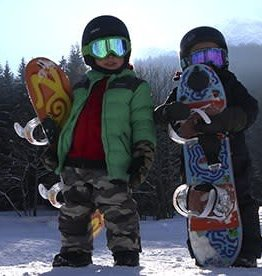 Syndicate RENTAL - Jr SNOWBOARD PKG (Instore Only)