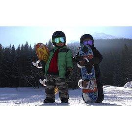Syndicate RENTAL - Jr SNOWBOARD PKG (Instore Only)