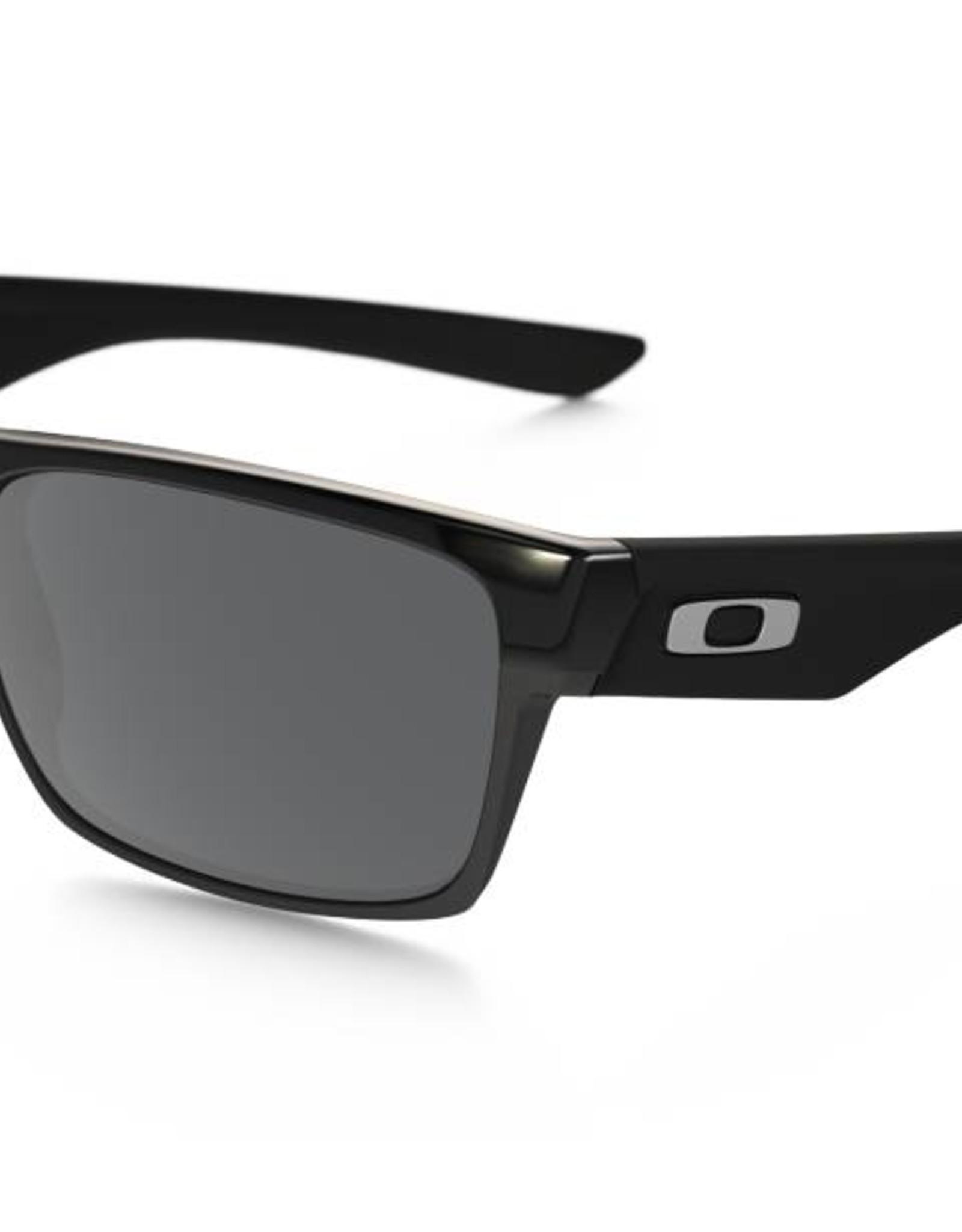 Oakley Oakley - TWOFACE - Polished Black w/ POLAR Black Iridium