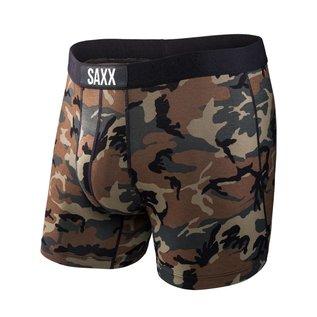Saxx Saxx - VIBE BOXER - Woodland Camo -