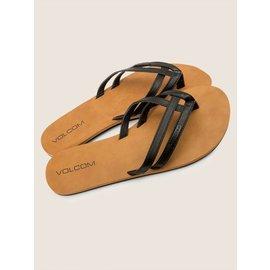 Volcom Volcom - CROSSTOWN Sandal - Black -