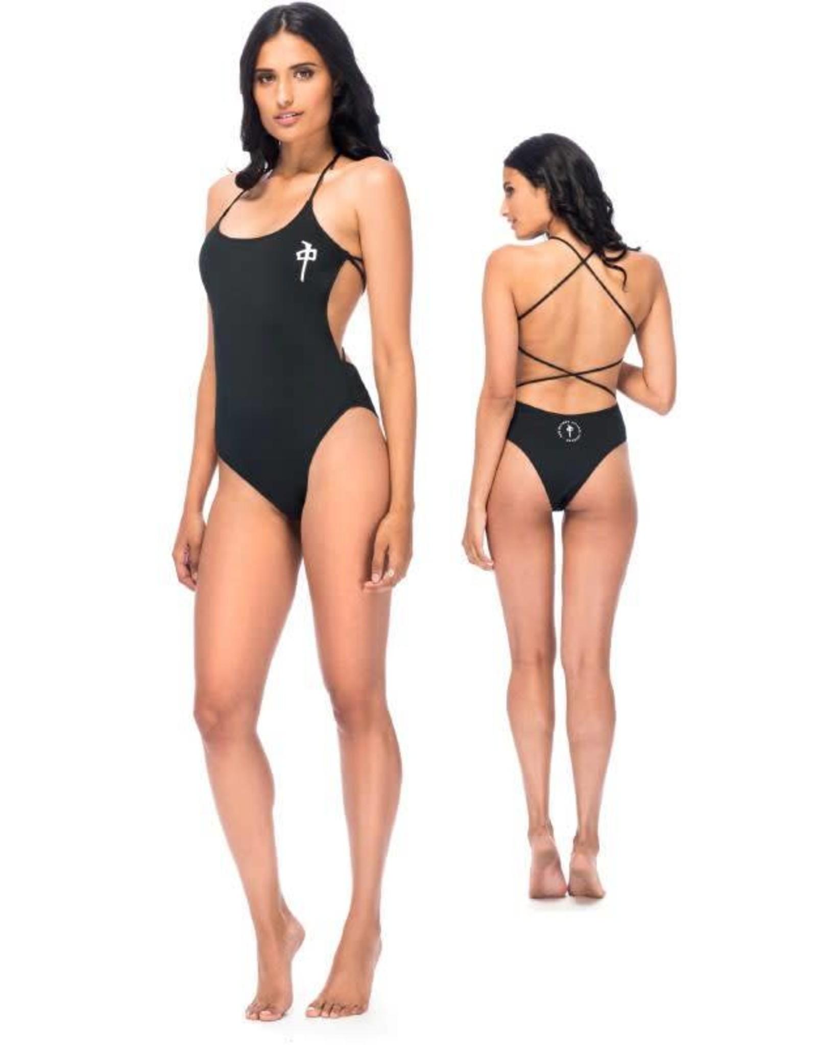 RDS RDS - LADYSMITH 1 Piece Bikini - Black -
