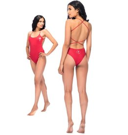 RDS RDS - LADYSMITH 1 Piece Bikini - Red -