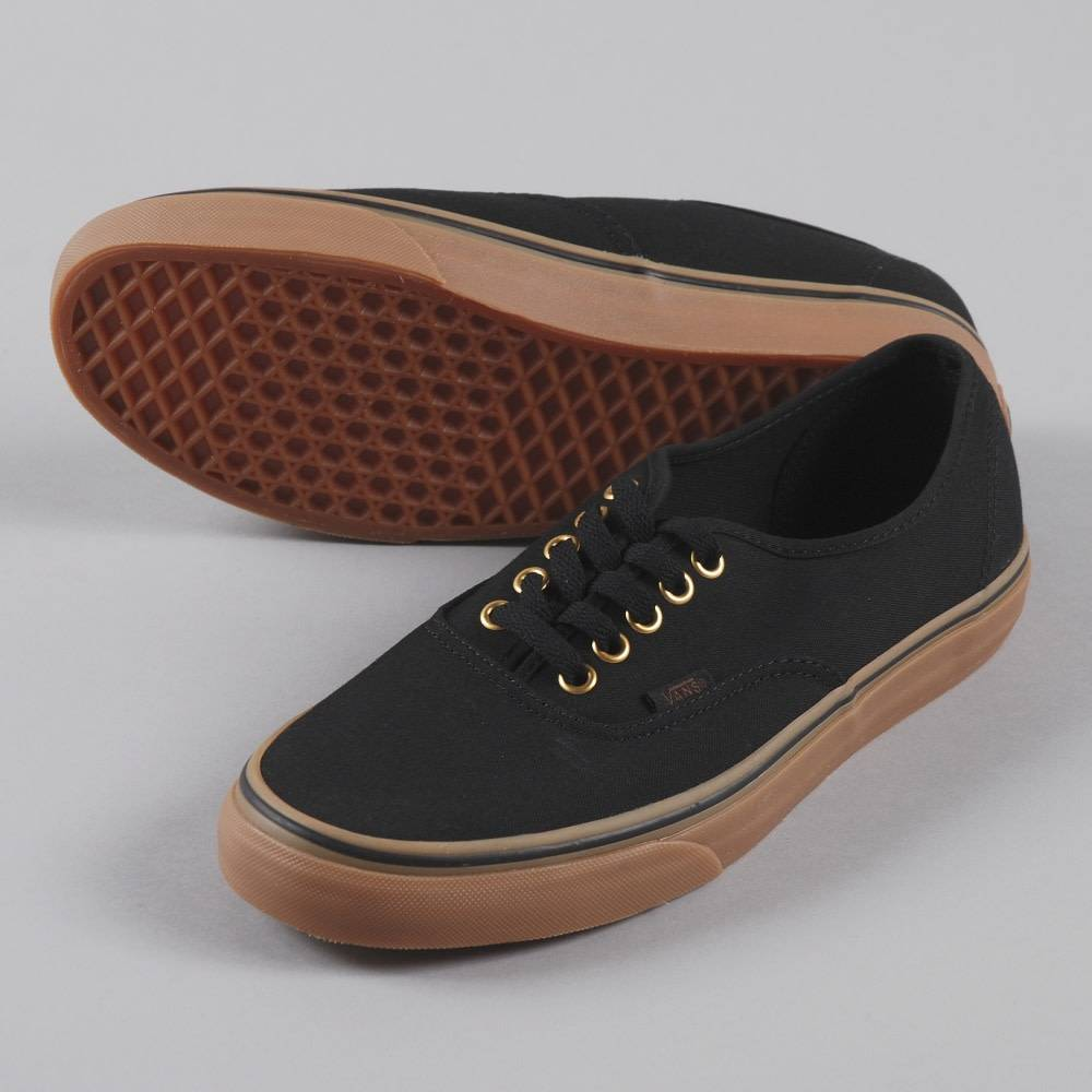 Vans Vans - AUTHENTIC - Black Rubber - - Syndicate Boardshop - Ski ... 08bb7b02ae