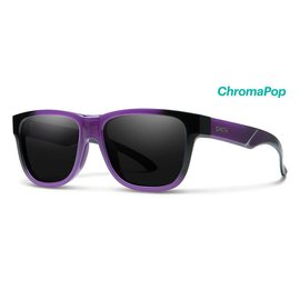 Smith Optics Smith - LOWDOWN SLIM 2 - Violet Spray w/ CP Sun Black