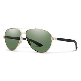 Smith Optics Smith - SALUTE - Matte Gold w/ POLAR Gray Green