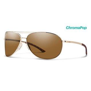 Smith Optics Smith - SERPICO 2 - Gold w/ CP POLAR Brown