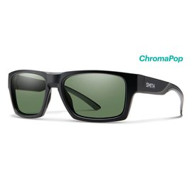 Smith Optics Smith - OUTLIER 2 - Matte Black w/ CP POLAR Grey Green