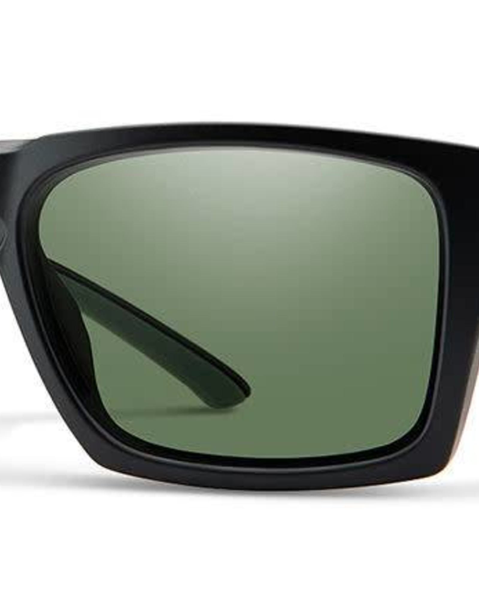Smith Optics Smith - OUTLIER 2 XL - Matte Black w/ CP POLAR Grey Green