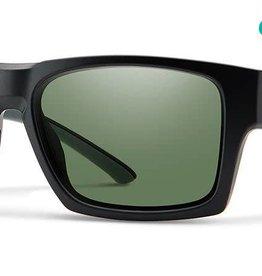Smith Optics Smith - OUTLIER 2 XL - Matte Black w/ CP POLAR Grey Green