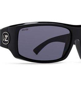 Von Zipper Von Zipper - CLUTCH - Black Gloss w/ POLAR GREY
