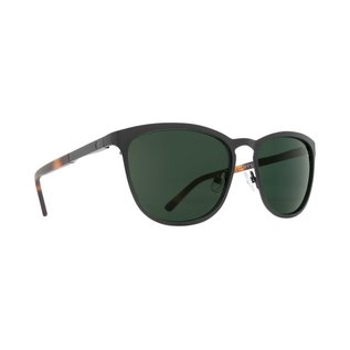 SPY Spy - CLIFFSIDE - Black Honey Tort w/ Grey/Green