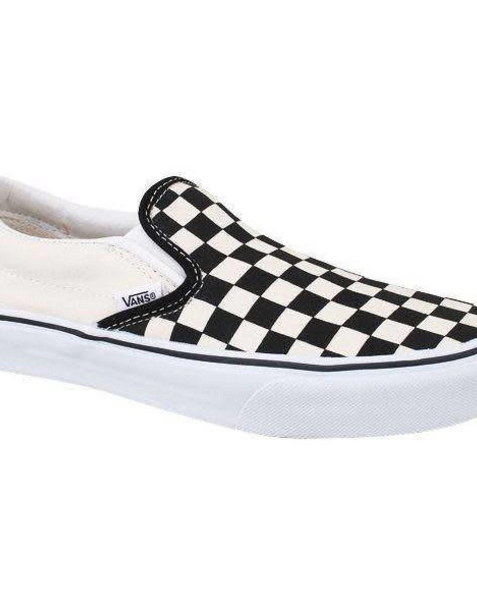 Vans Vans - CLASSIC SLIP-ON - Blk/Wht Checkerboard -