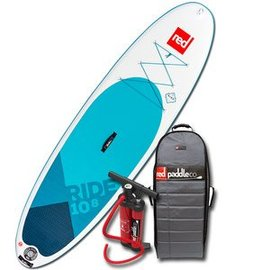 """Red Paddle CO RED Paddle Co - RIDE (2018) iSUP - 10'8"""" MSL"""