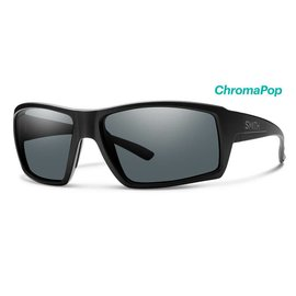 Smith Optics Smith - CHALLIS - Matte Black w/ CP GLASS POLAR Gray
