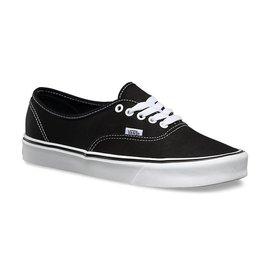 Vans Vans - AUTHENTIC LITE - BLACK/WHITE -