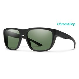 Smith Optics Smith - BARRA - MATTE BLK - CP POLAR GREY GREEN