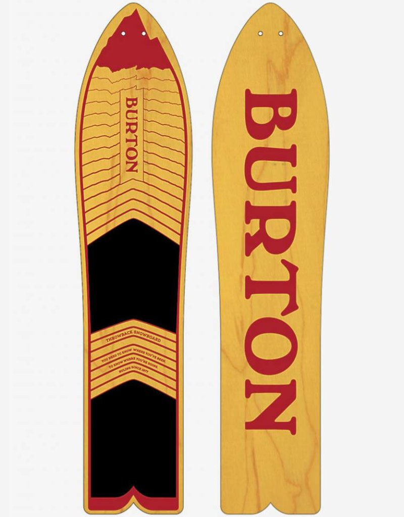 Burton Burton -  THE THROWBACK (2017) - 130cm
