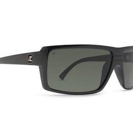 Von Zipper VZ - SNARK - Black Gloss w/ POLAR Grey