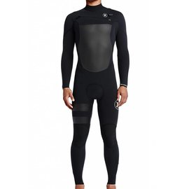Hurley Hurley - FUSION 302 FULL WETSUIT - Black -