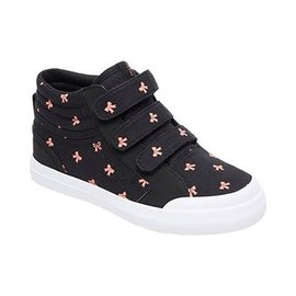 DC DC - Yth EVAN HI V SP - Black/Pink -