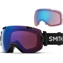 Smith Optics Smith - I/OX - Black w/ CP Photochromic Rose Flash + Bonus CP Lens