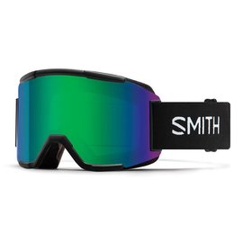 Smith Optics Smith - SQUAD - Black w/ CP Sun Green Mirror + Bonus Lens