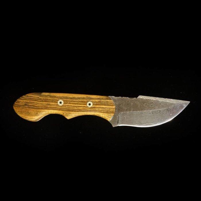 Custom Damascus Knife - WT155DG