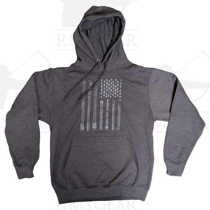 Arrow Flag Lightweight Sweatshirt