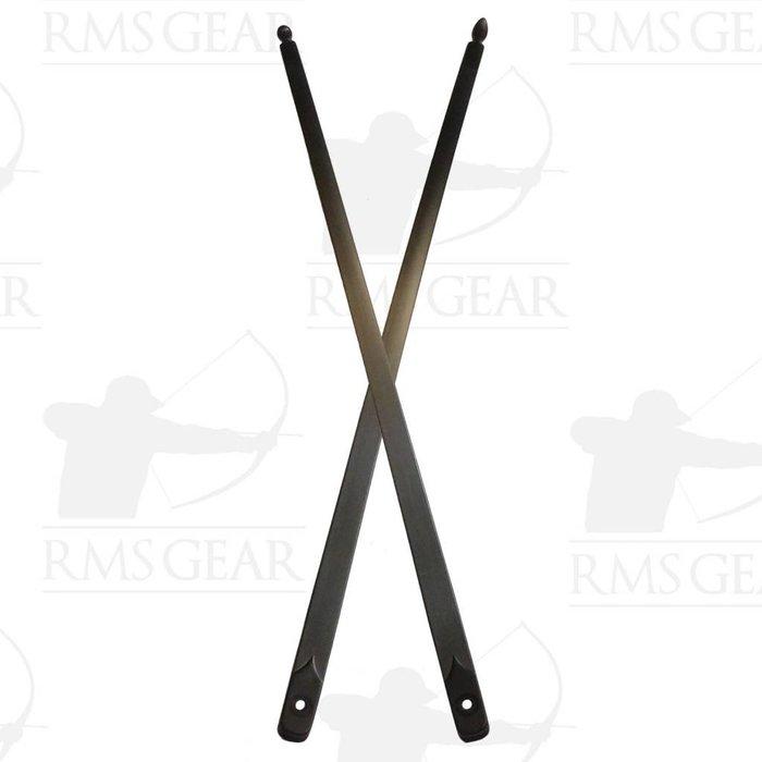 "A&H Archery Limbs - 44@28 - 64"" - 11301"