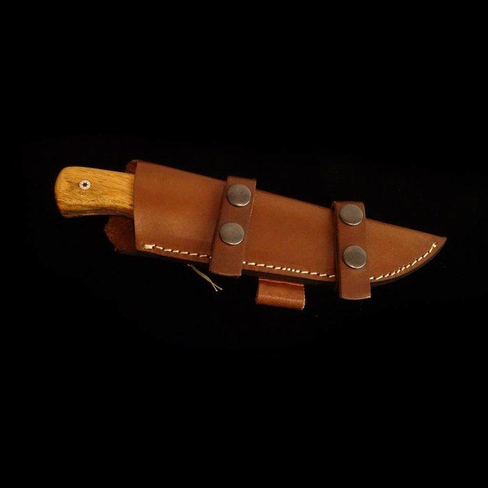 Custom Damascus Knife - WT158DG