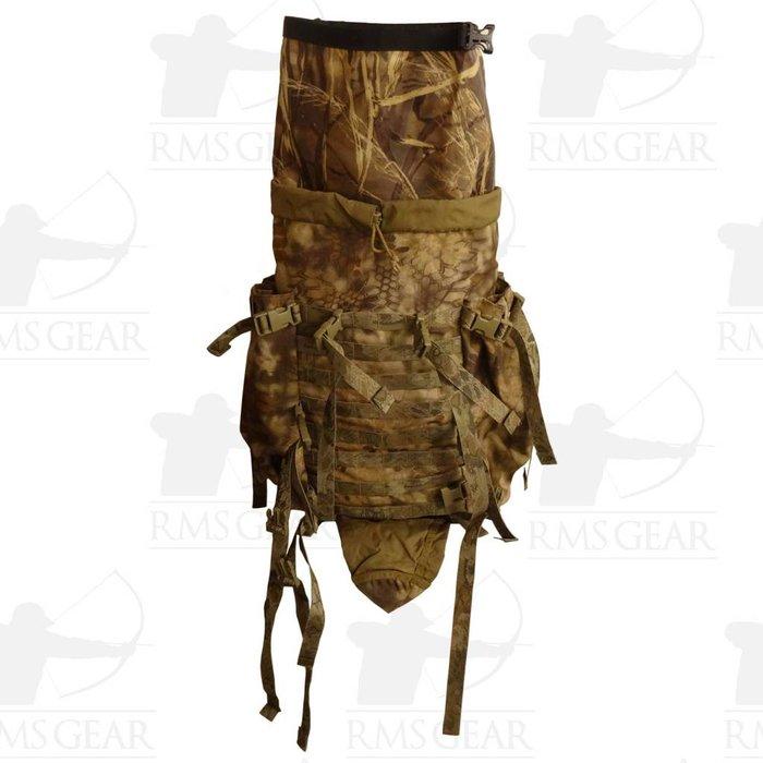 Used - Kifaru Pack with Rifle Holder & Dry Sack - USEDKPPO