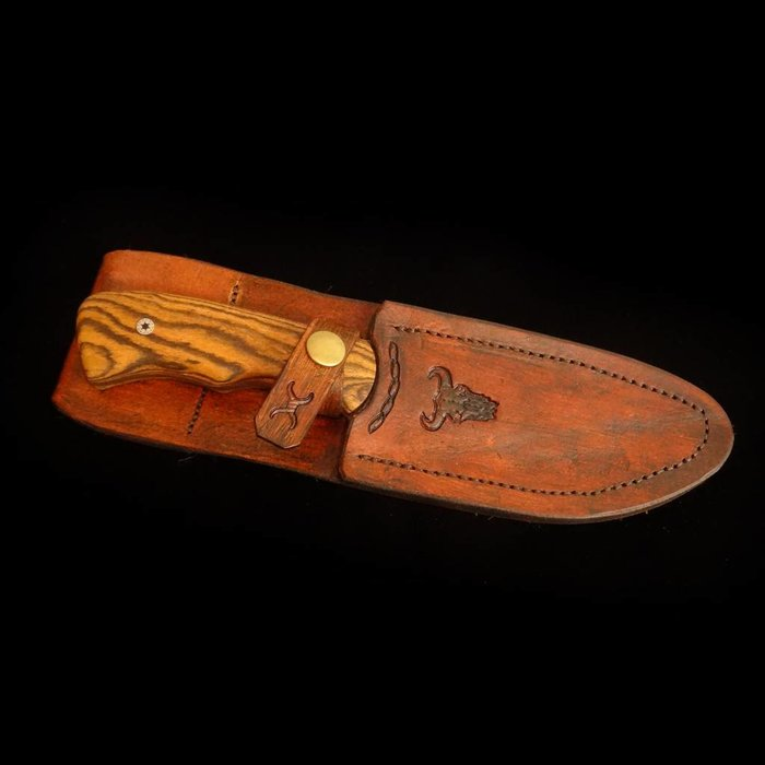 Damascus Custom Knife - WT160DG