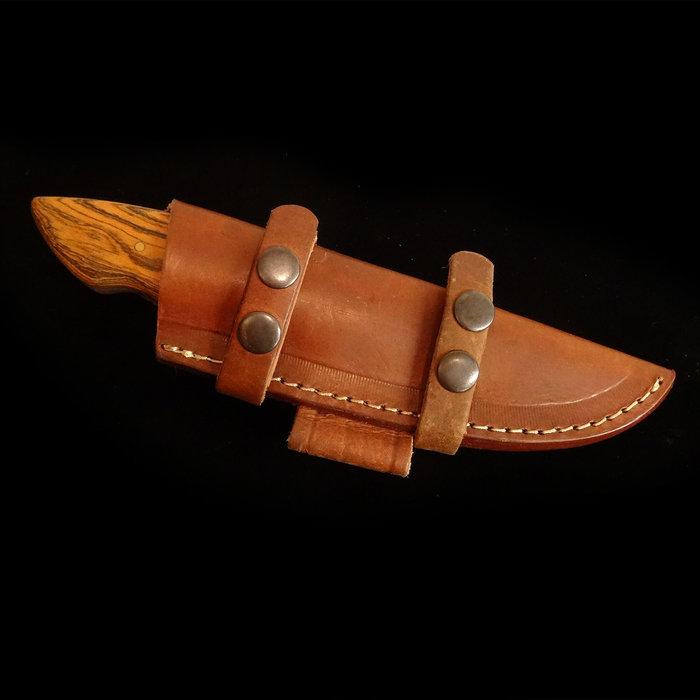 Custom Damascus Knife - WT165DG