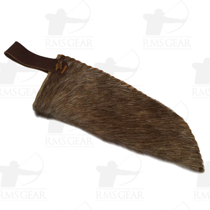 Used - Small Fur Hip Quiver - Q12KN