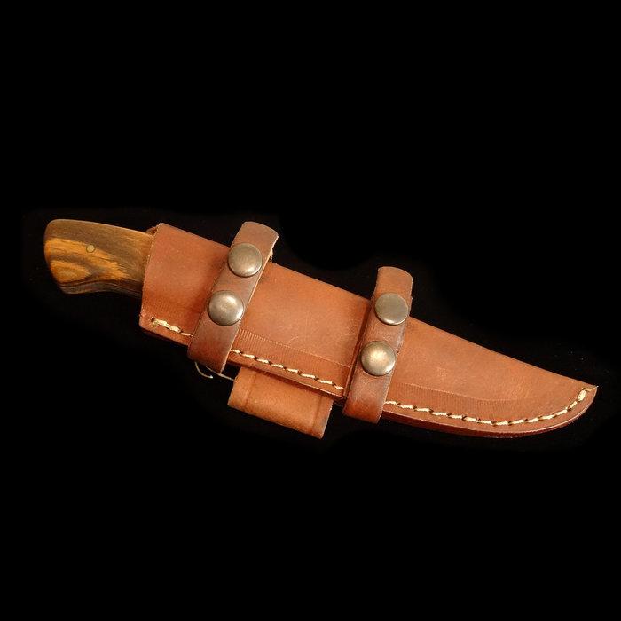 Custom Damascus Knife - WT166DG