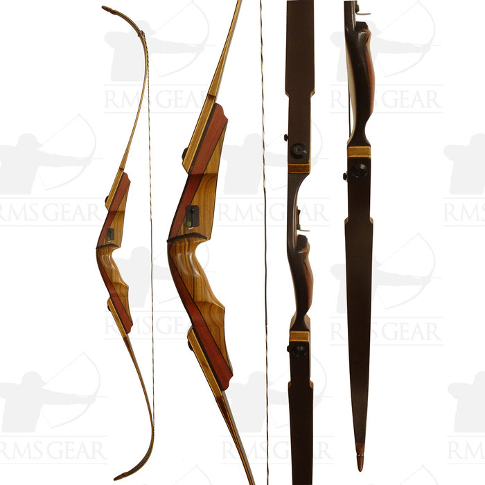 "Rocky Mountain Recurve - 63@28 - 54"" - 4205"