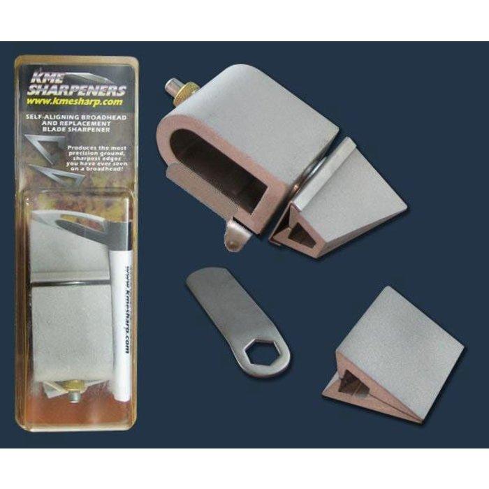 KME Self-Aligning Broadhead Sharpener