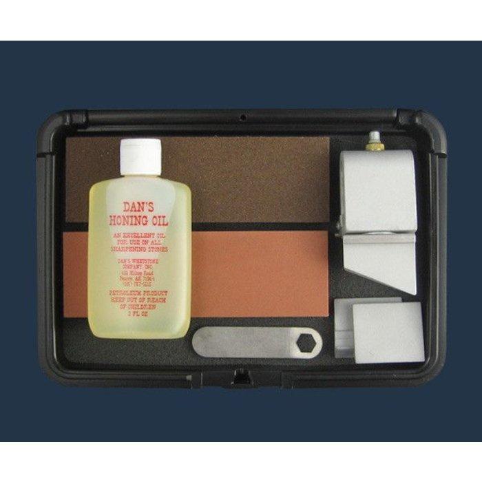 KME Self-Aligning Broadhead Sharpener Standard Kit