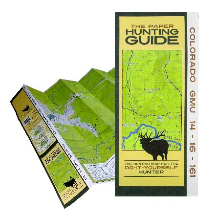 DIY Hunting Maps
