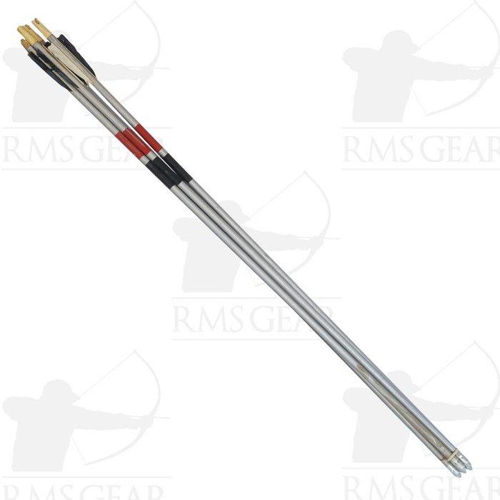 "Used – 25 ½"" Fletched Wood Arrows – USED97KN"