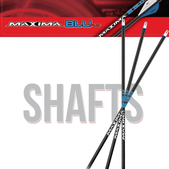 Carbon Express Maxima Blu RZ Shafts