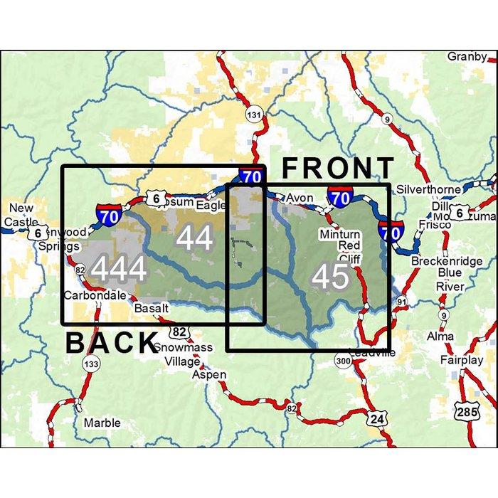 - Colorado 44-45-444