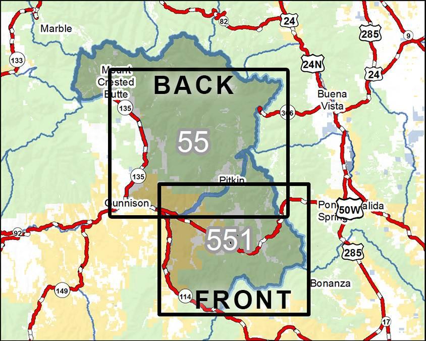 Diy Colorado Elk Hunting Maps - DIY Campbellandkellarteam