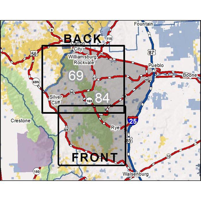 - Colorado GMU's 69, 84