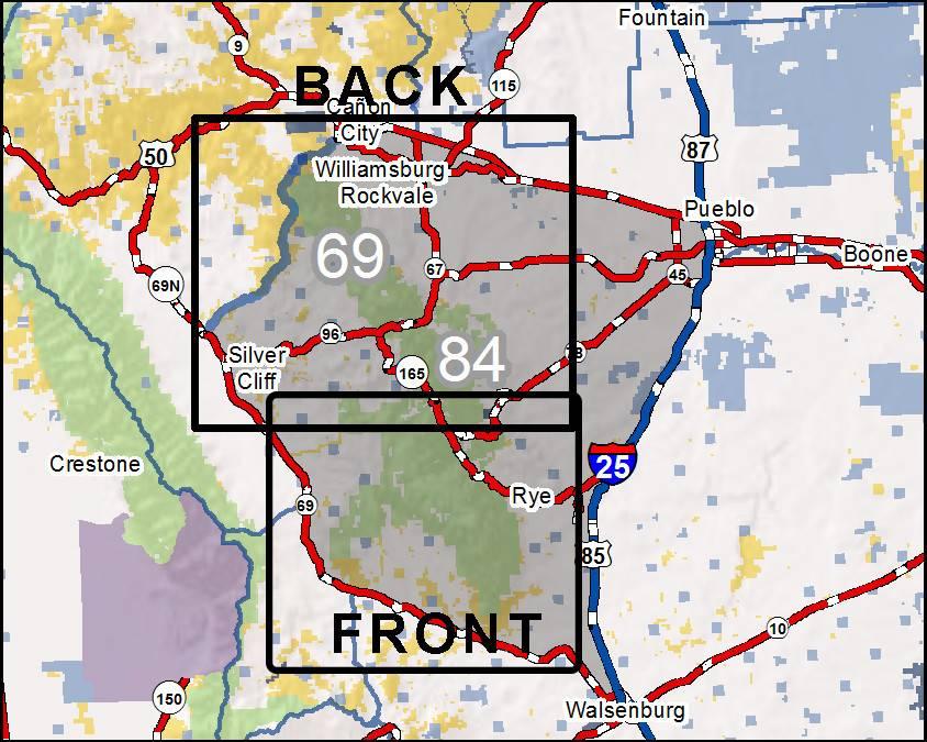 - Colorado GMU\'s 69, 84