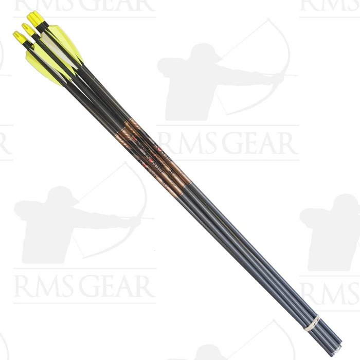 "Used - 27"" Beman ICS Bowhunter 340 Arrows - USED15BRO"
