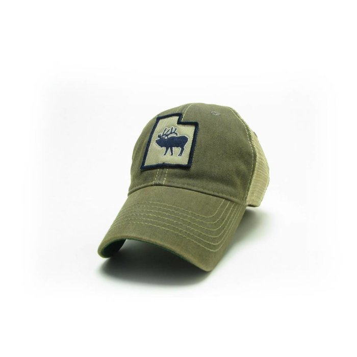 RutTuff Hat UT Grey
