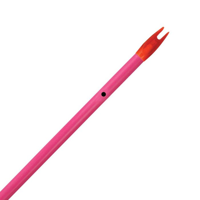 Blank Fishing Arrow Pink Fiberglass Shaft